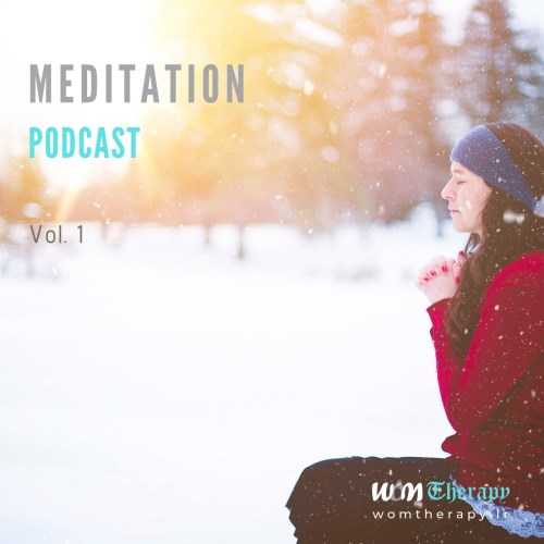 آلبوم Meditation Podcast - Vol.1 اثر WOMTherapy