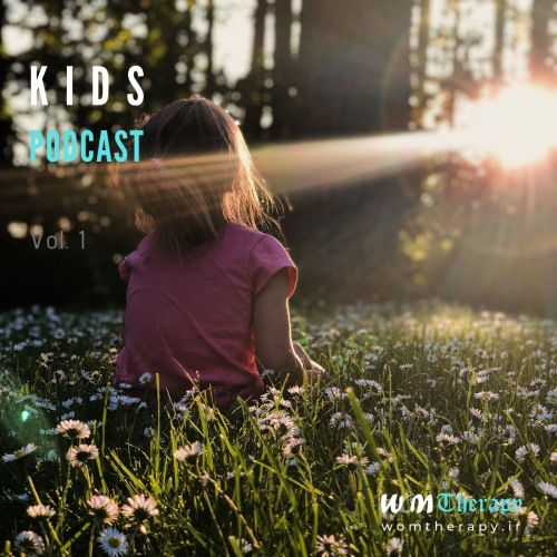 آلبوم Kids Sleep Podcast - Vol. 1 اثر WOMTherapy